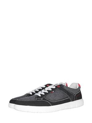 Кроссовки черные | 5498128