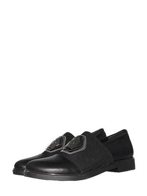 Туфлі чорні | 5499186