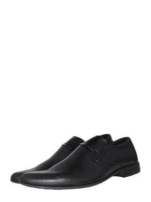 Туфли черные | 5500655