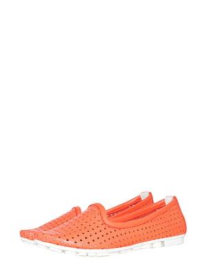 Мокасини помаранчеві | 5506952