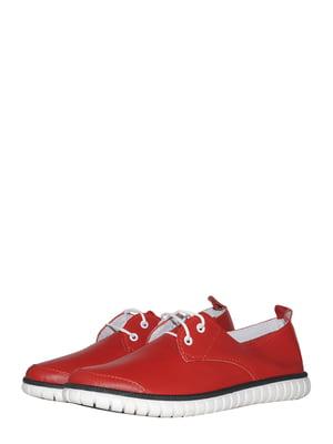 Туфли красного цвета | 5501811
