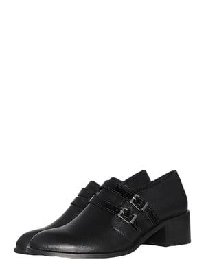 Туфли черные | 5501814