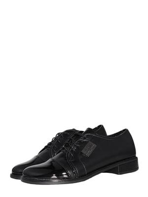 Туфлі чорні | 5501815
