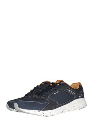 Кроссовки синие | 5504821