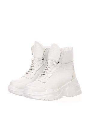 Черевики білі | 5489701