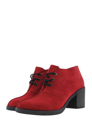Черевики червоного кольору | 5507853