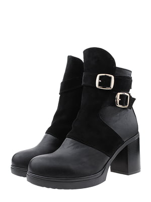 Ботинки черные | 5507905