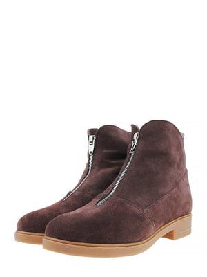 Ботинки коричневого цвета | 5507932