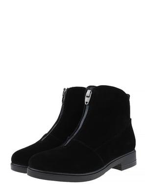 Черевики чорні | 5507933
