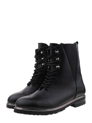 Ботинки черные | 5507951