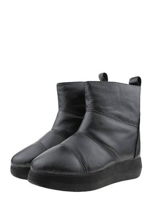 Ботинки стального цвета | 5507977