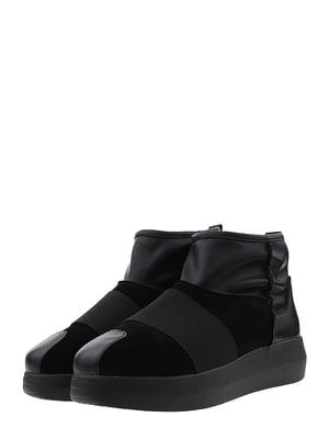 Ботинки черные | 5507985