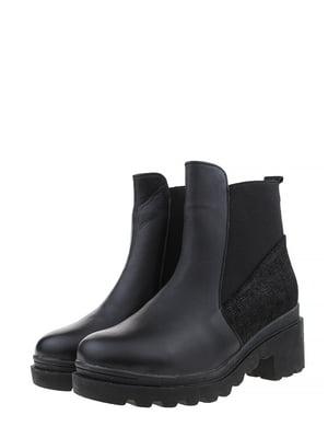 Ботинки черные | 5507987