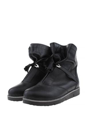 Ботинки черные | 5507991
