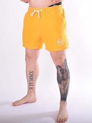 Шорты желтого цвета | 5488763