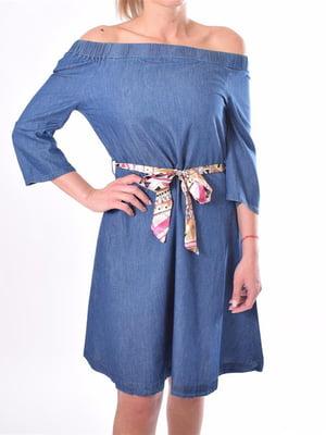 Сукня синя | 5488766