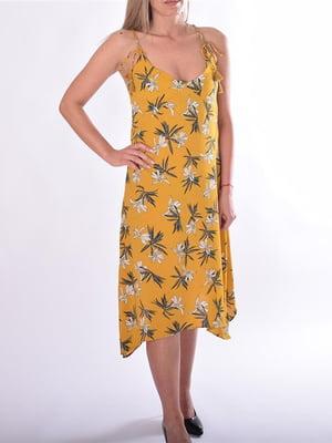 Сукня в квітковий принт | 5488772