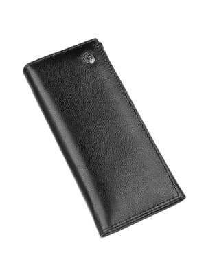 Кошелек черный - ST Leather - 5510624