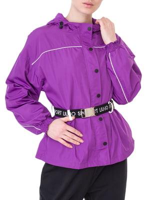 Куртка бузкового кольору | 5384184
