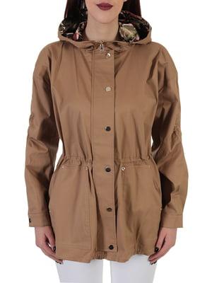 Куртка бежевая | 5384233