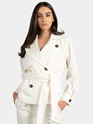 Куртка белая | 5466167