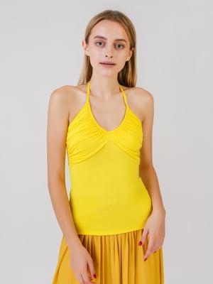 Майка жовта | 5500420