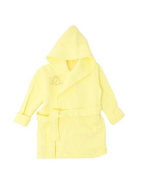Халат желтый | 5513839