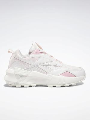 Кросівки біло-рожеві | 5501681