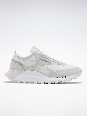 Кросівки біло-сірі   5513934