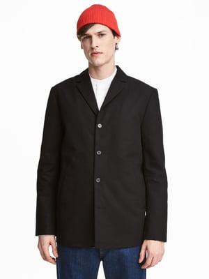 Піджак чорний | 5513962