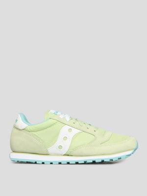 Кросівки салатового кольору | 5512833