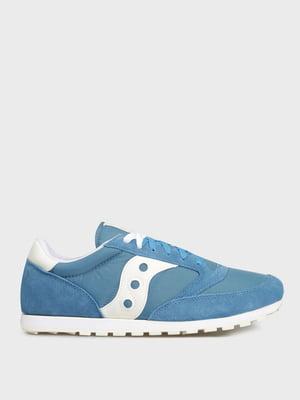 Кросівки блакитні | 5512837