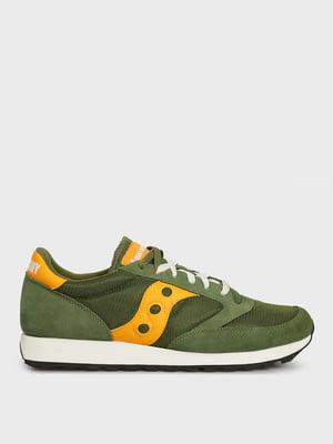 Кросівки зелені | 5512999