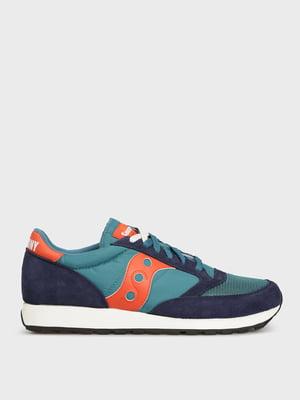 Кросівки сині | 5513000