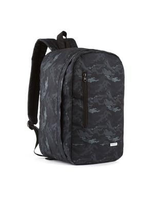 Рюкзак для ручной клади в камуфляжный принт (40x25x20 см) | 5514184
