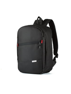 Рюкзак для ручной клади черный (40x20x25 см) | 5514203