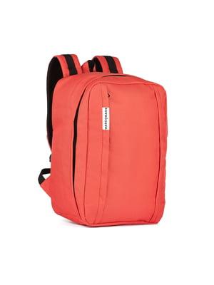 Рюкзак для ручной клади кораллового цвета (40х30х20 см)   5514211