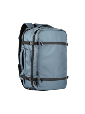 Рюкзак для ручної поклажі сірий (46x32x20 см) | 5514214