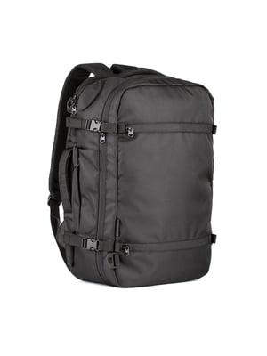 Рюкзак для ручной клади черный (46x32x20 см)   5514215