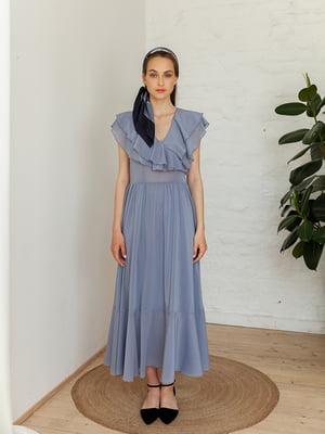 Сукня блакитна | 5514344