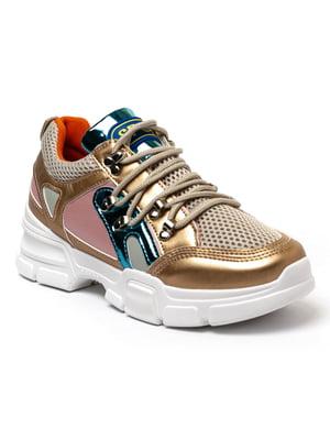 Кросівки бежеві | 5511788