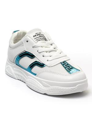 Кроссовки белые | 5511797