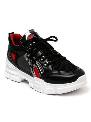 Кроссовки черные | 5511789