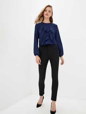 Блуза синяя | 5514339