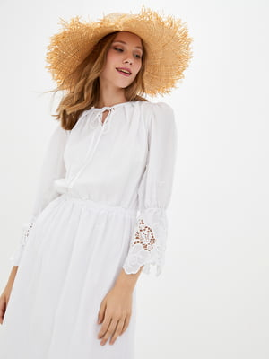 Платье белое   5514368