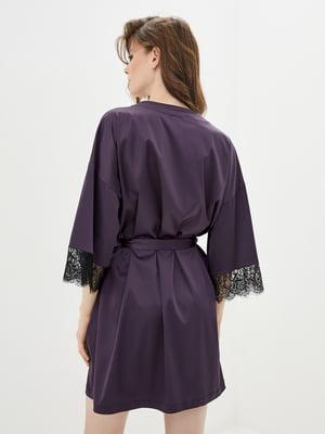 Халат фіолетовий | 5514376