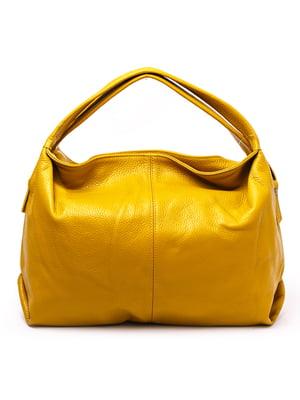 Сумка желтая | 5513540