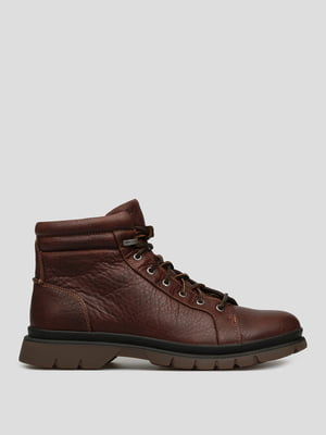 Черевики коричневі | 5511947