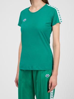 Футболка зеленая | 5513759