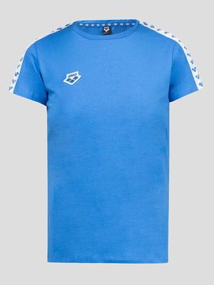 Футболка голубая | 5513760
